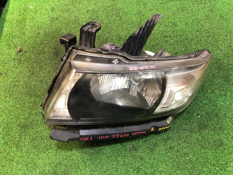 Фара Honda Mobilio Spike GK1 левая (б/у)