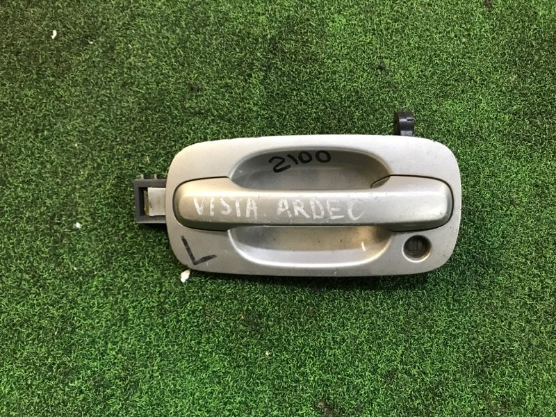 Ручка двери внешняя Toyota Vista Ardeo SV50 передняя левая (б/у)