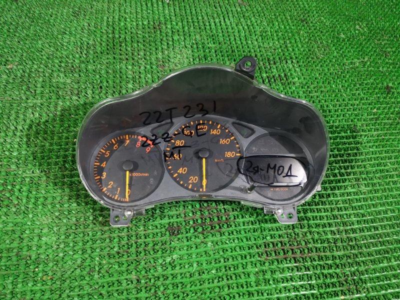 Спидометр Toyota Celica ZZT231 2ZZ-GE (б/у)