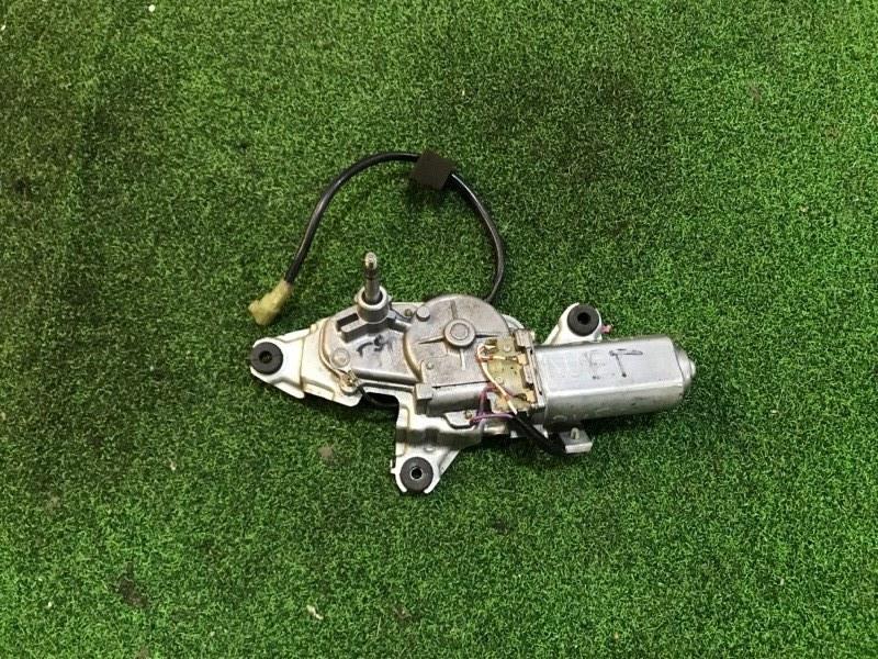 Мотор дворников Toyota Duet M100A задний (б/у)
