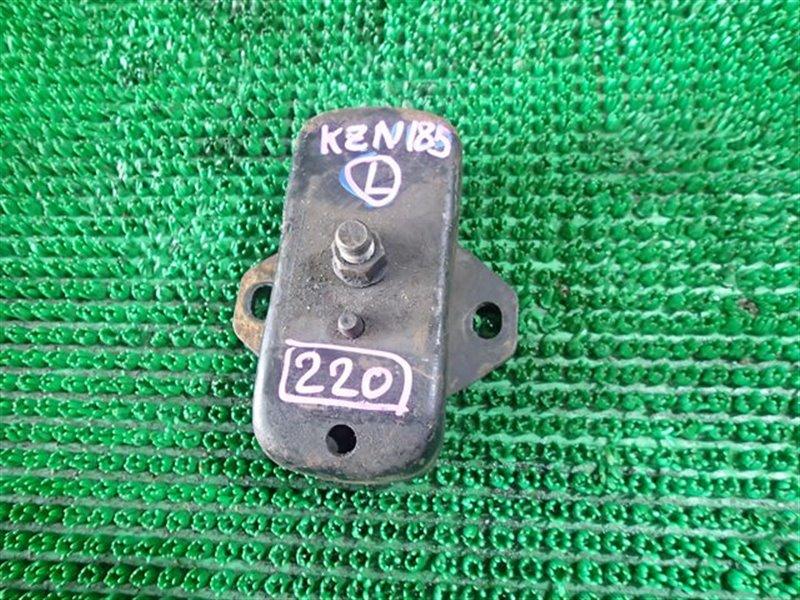 Подушка двс Toyota Surf KZN185 1KZ-TE левая (б/у)