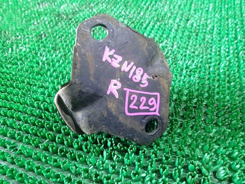 Подушка двс Toyota Surf KZN185 1KZ-TE правая (б/у)