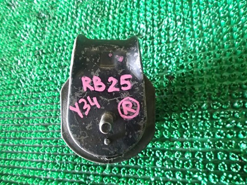 Подушка двс Nissan Cedric ENY34 RB25-DET NEO правая (б/у)