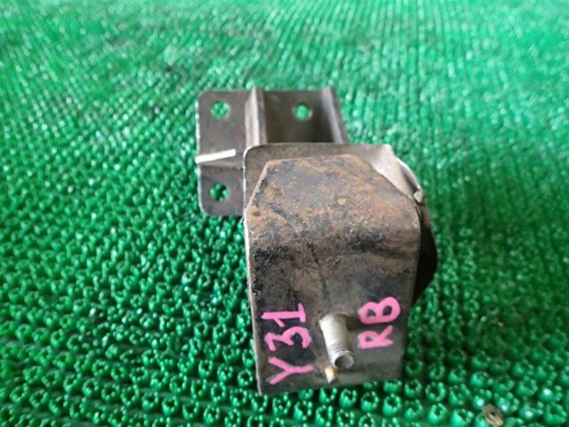 Подушка двс Nissan Cedric Y31 RB20-DE (б/у)