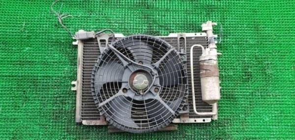 Радиатор кондиционера Suzuki Jimny JB33W G13B (б/у)