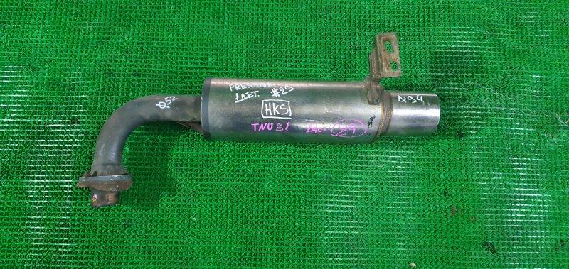 Глушитель Nissan Presage TNU31 QR25-DE (б/у)