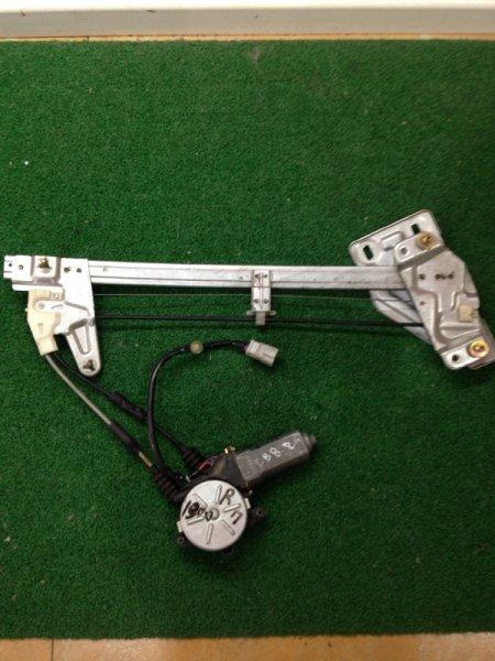 Стеклоподъемник Honda Integra DB6 передний правый (б/у)