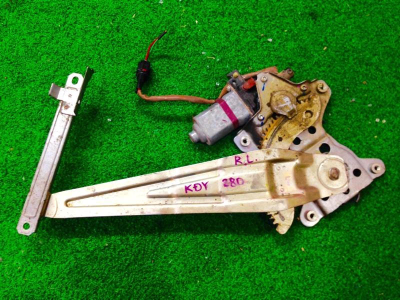 Стеклоподъемник Toyota Dyna KDY280 задний левый (б/у)