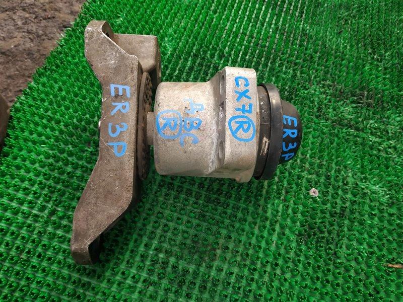Подушка двс Mazda Cx-7 ER3P L3-VDT правая (б/у)