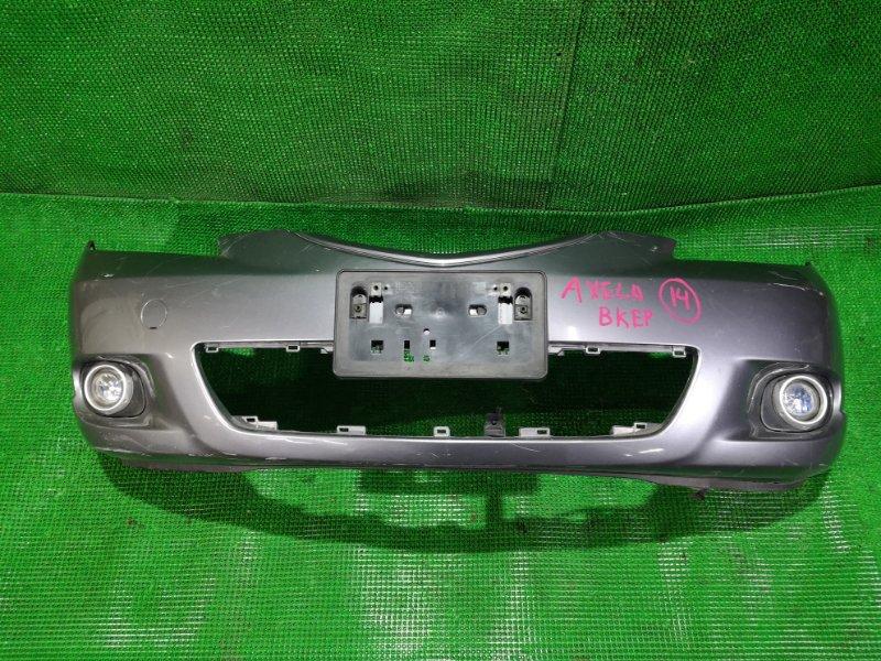 Бампер Mazda Axela BKEP передний (б/у)