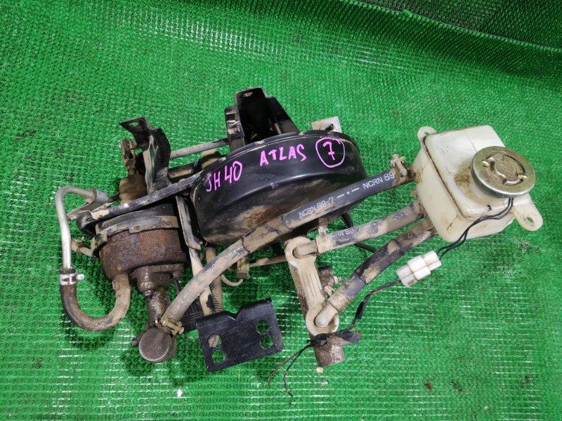Педаль сцепления Nissan Atlas JH40 (б/у)