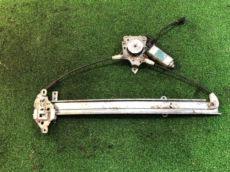 Стеклоподъемник Nissan Terrano PR50 передний левый (б/у)