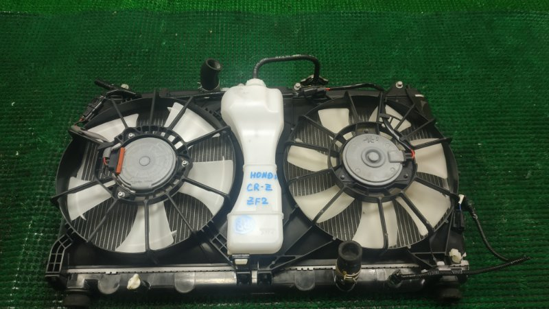 Радиатор Honda Cr-Z ZF2 LEA (б/у)