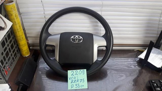 Руль Toyota Voxy ZRR75 (б/у)