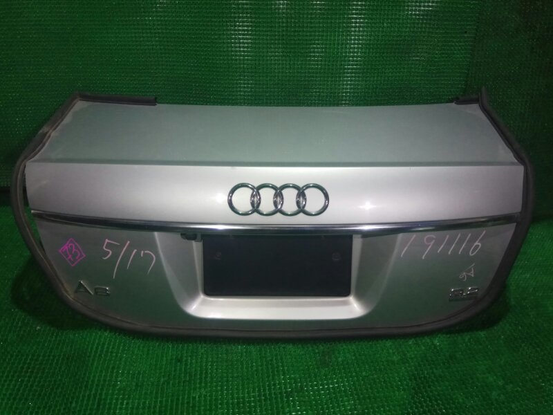 Крышка багажника Audi A6 C6 AUK 3.2 (б/у)