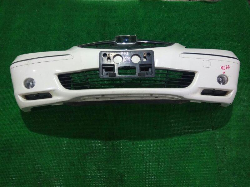 Бампер Honda Legend KB1 передний (б/у)