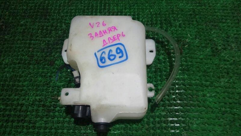 Бачок омывателя Mitsubishi Pajero V26 (б/у)