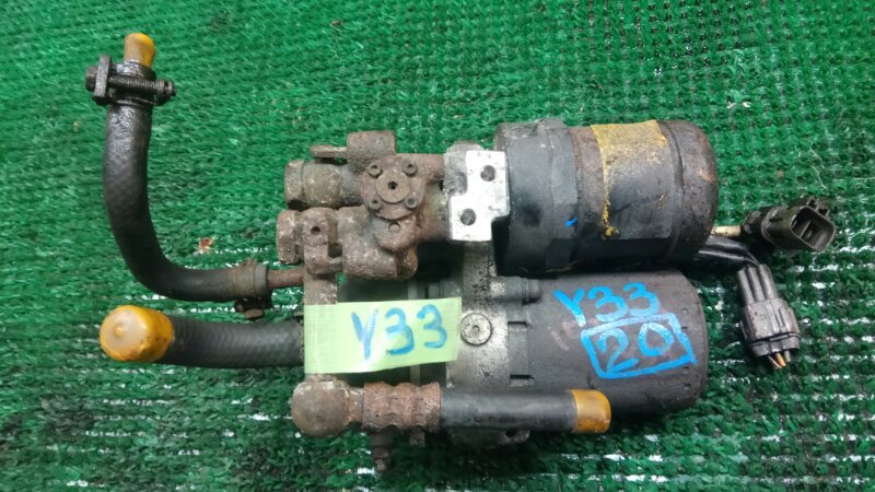 Насос включения 4wd Nissan Cedric Y33 (б/у)