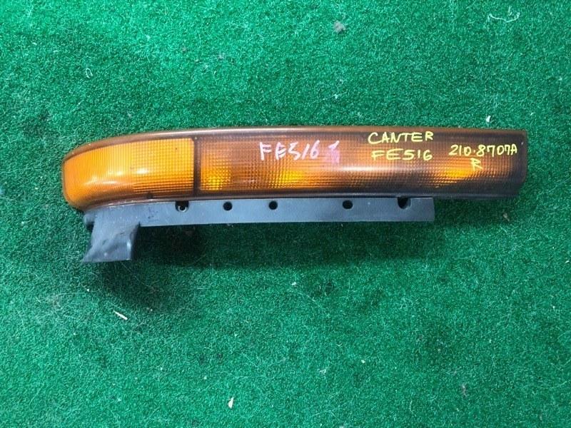 Поворотник Mitsubishi Canter FE512 правый (б/у)