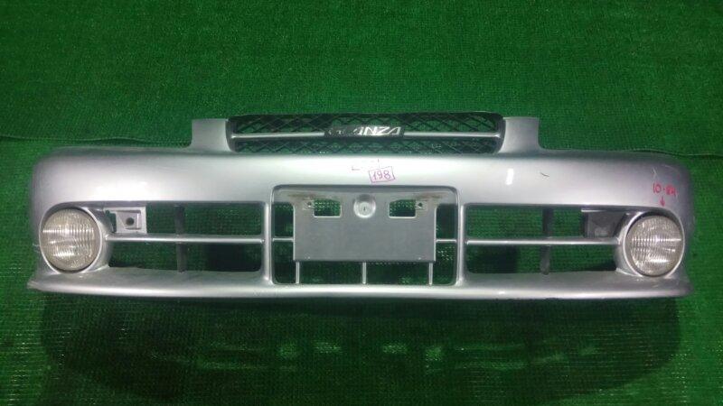 Бампер Toyota Starlet EP91 передний (б/у)