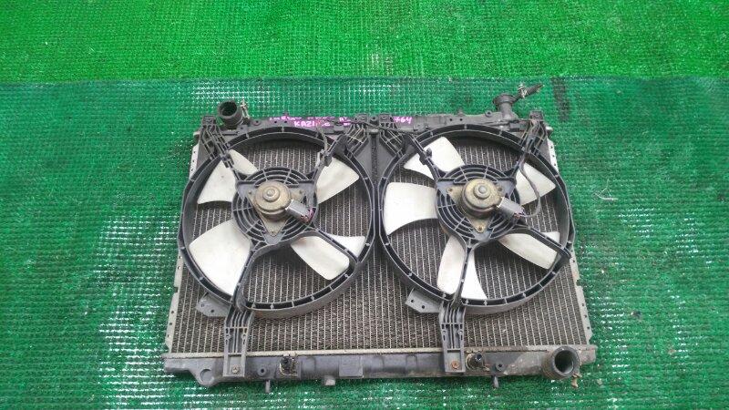 Радиатор Nissan Largo W30 KA24 (б/у)