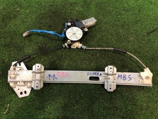 Стеклоподъемник Honda Domani MB5 передний правый (б/у)