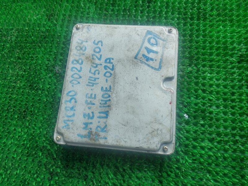 Блок efi Toyota Estima MCR30 1MZ-FE (б/у)