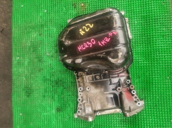 Поддон Toyota Estima MCR30 1MZ-FE (б/у)