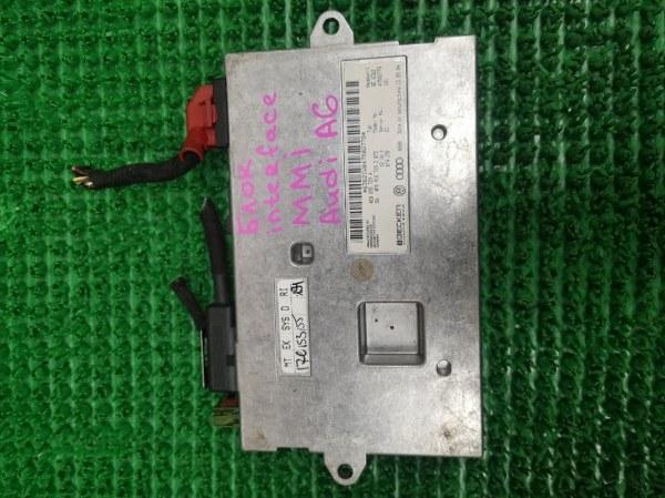 Блок управления Audi A6 C6 AUK 3.2 (б/у)