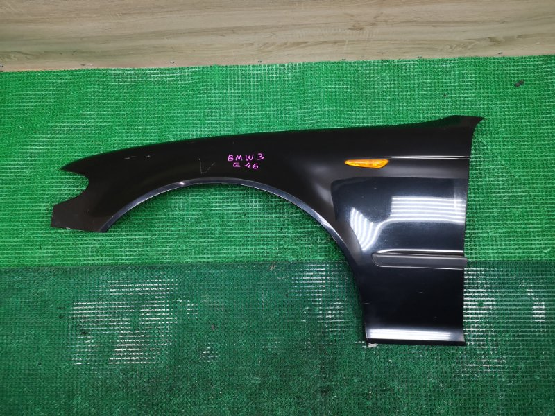 Крыло Bmw 3-Series E46 переднее левое (б/у)