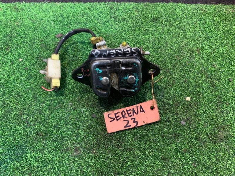 Замок 5-й двери Nissan Serena C23 CD20 (б/у)