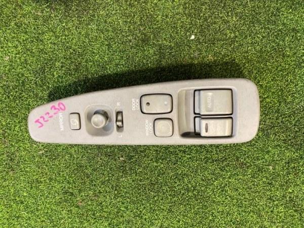 Пульт стеклоподъемника Toyota Soarer JZZ30 передний правый (б/у)