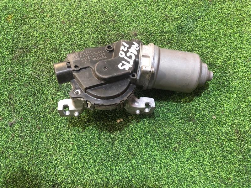 Мотор дворников Toyota Ractis NCP120 (б/у)