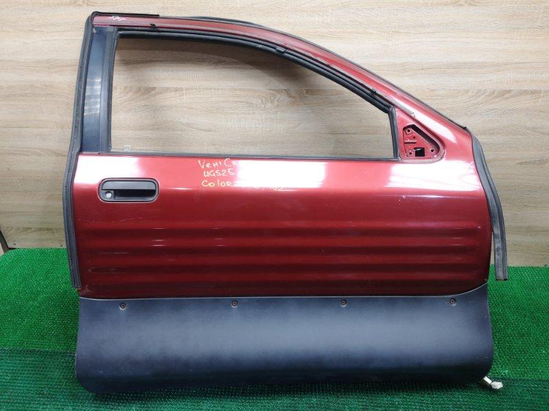 Дверь Isuzu Vehicross UGS25 передняя правая (б/у)