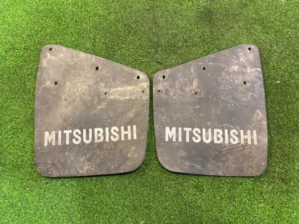 Брызговик Mitsubishi Pajero Junior H57A задний (б/у)