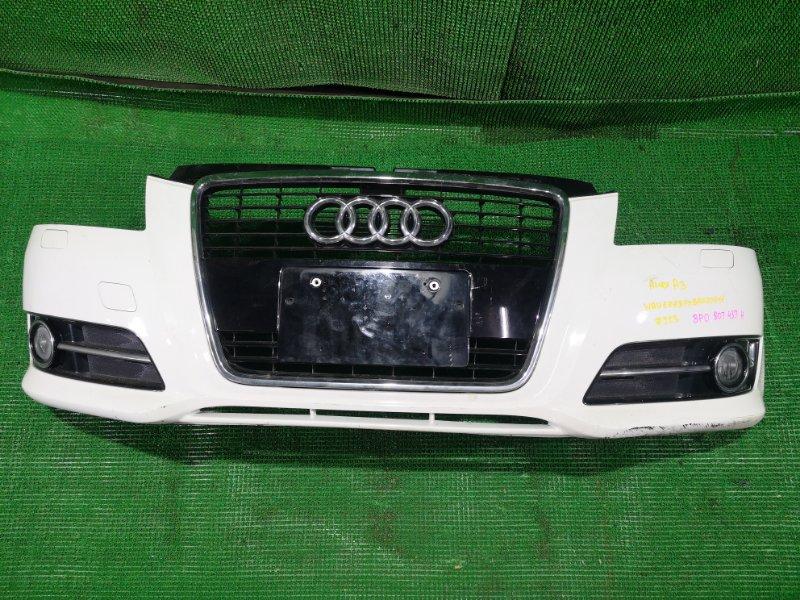 Бампер Audi A3 передний (б/у)