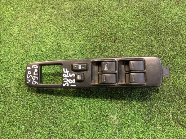 Пульт стеклоподъемника Toyota Surf KZN185 передний правый (б/у)
