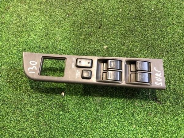 Пульт стеклоподъемника Toyota Hilux VZN130 передний правый (б/у)