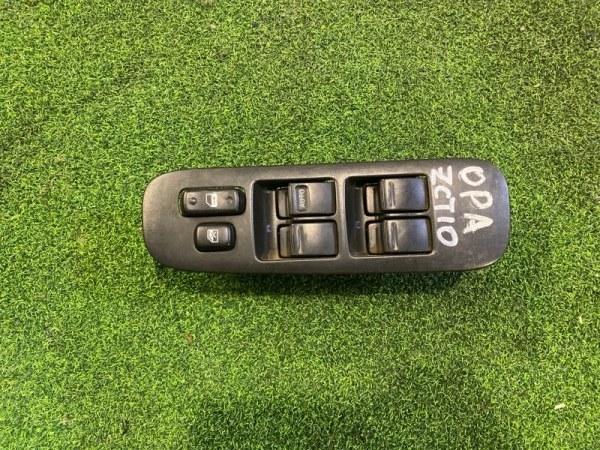 Пульт стеклоподъемника Toyota Opa ZCT15 передний правый (б/у)