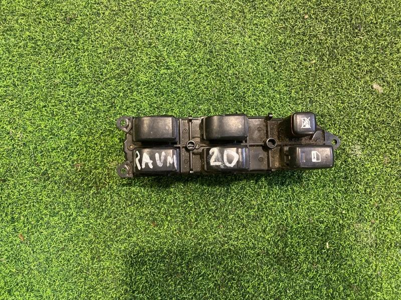 Пульт стеклоподъемника Toyota Raum NCZ25 передний правый (б/у)