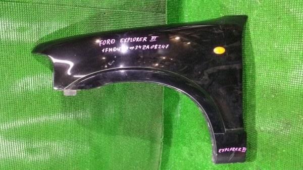 Крыло Ford Explorer 3 U152 MODULAR V8 переднее левое (б/у)