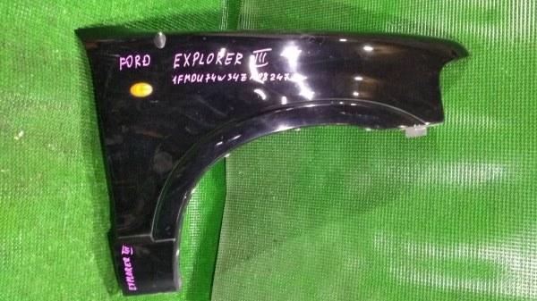Крыло Ford Explorer 3 U152 MODULAR V8 переднее правое (б/у)