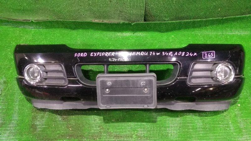 Бампер Ford Explorer 3 U152 MODULAR V8 передний (б/у)