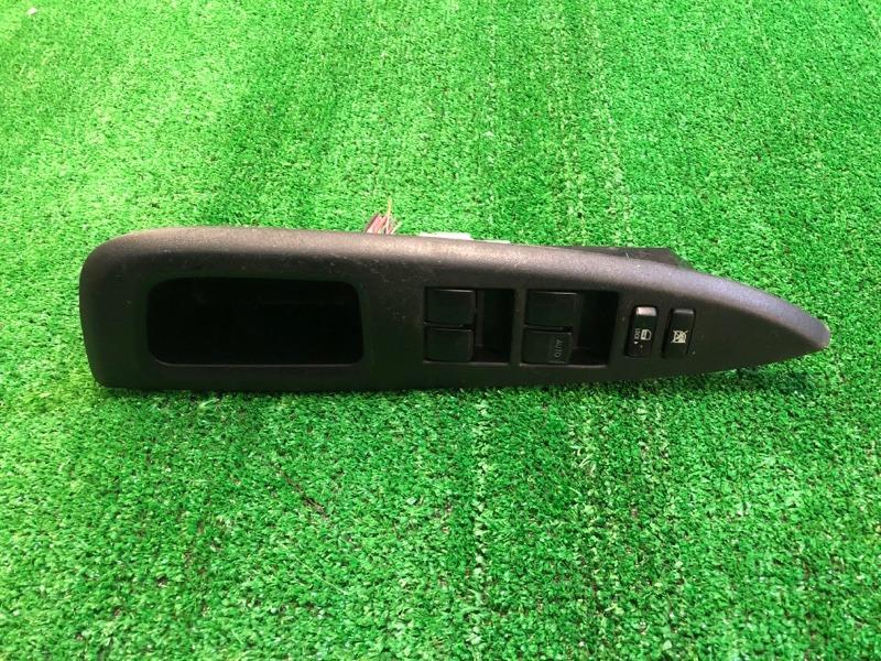 Пульт стеклоподъемника Toyota Ractis NCP105 передний правый (б/у)