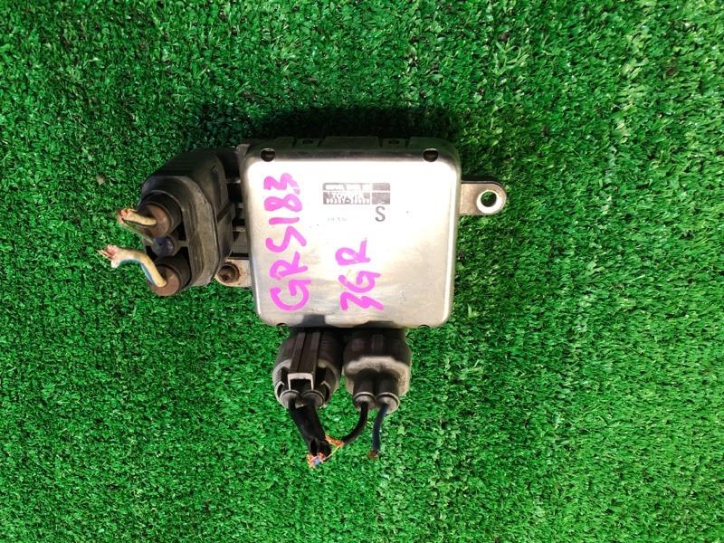 Реле управления вентилятором Toyota Crown GRS183 (б/у)