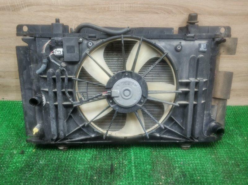 Радиатор Toyota Auris NZE151 1NZ-FE (б/у)