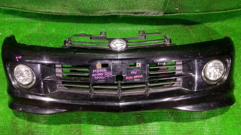 Бампер Daihatsu Yrv M211G 2000 передний (б/у)