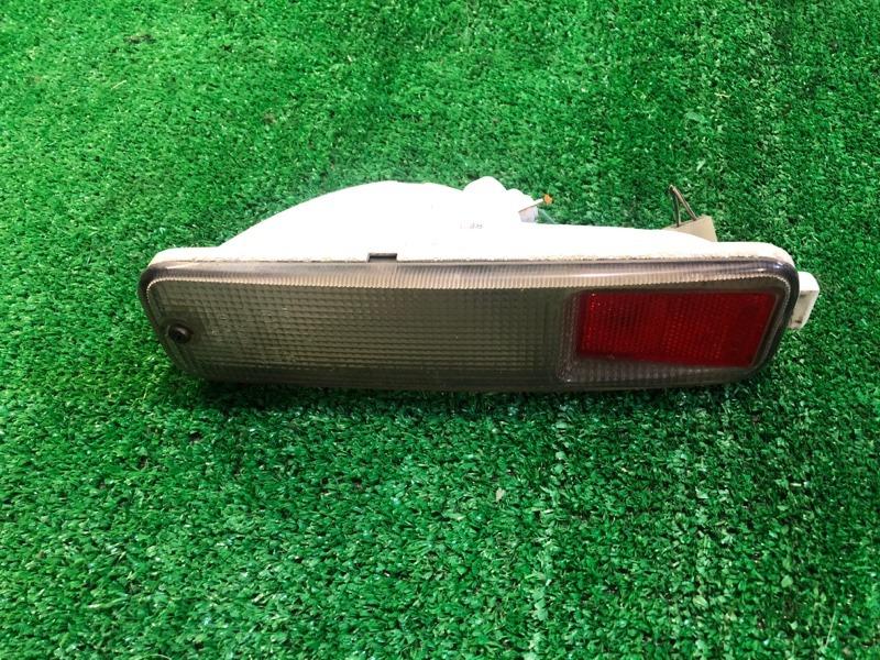 Катафот в бампер Toyota Cami J100E задний левый (б/у)
