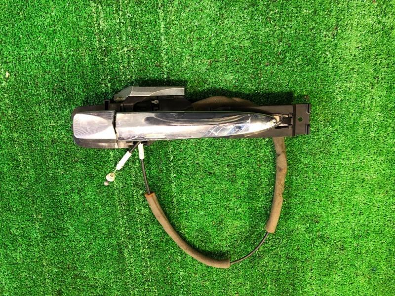Ручка двери внешняя Nissan Teana TNJ32 задняя правая (б/у)