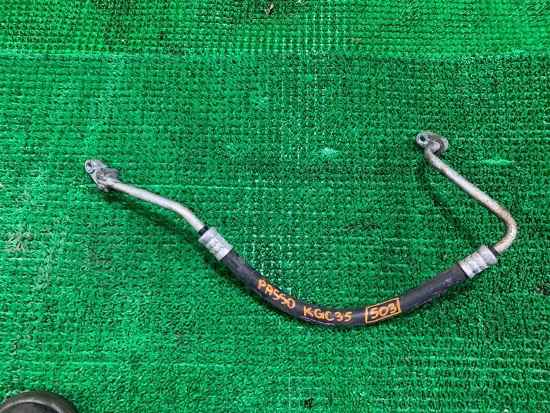Трубки кондиционера Toyota Passo KGC35 1KR-FE (б/у)